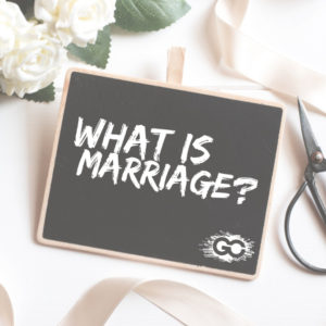 What Does Jesus Believe About Marriage?