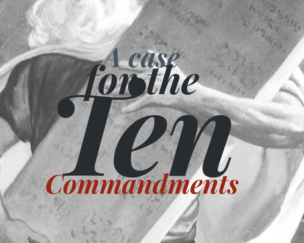 The Ten Commandments | Exodus 20