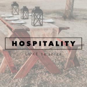 Extending Gospel Invitation | Luke 14:12-24