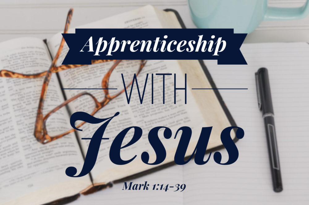 Introducing Discipleship | Mark 1:14-39