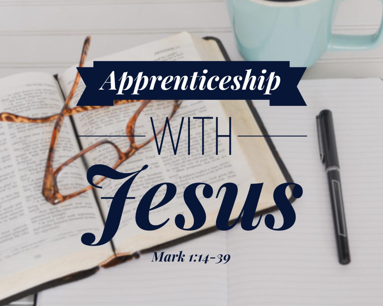 Introducing Discipleship | Mark 1:14-39