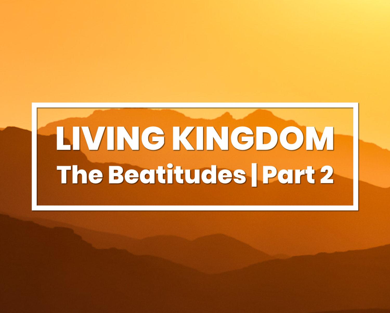 The Blessings   Matthew 5:1-12