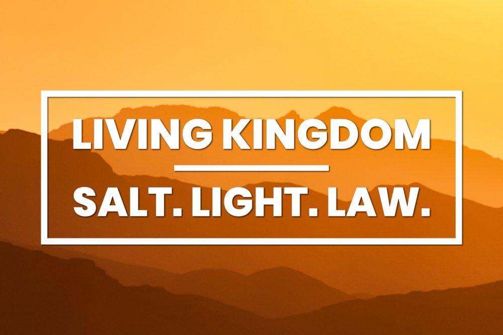 Salt. Light. Law | Matthew 5:13-20