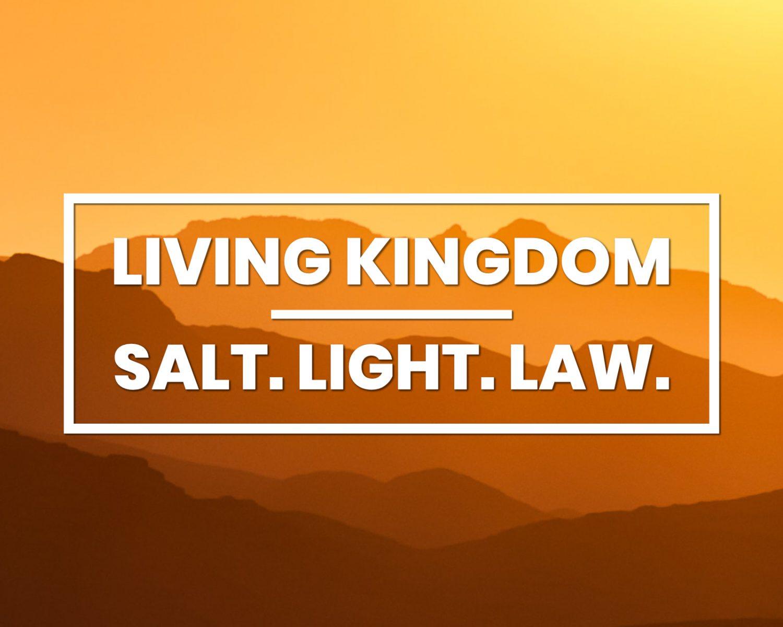 Salt. Light. Law   Matthew 5:13-20